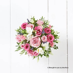 Pink Flourish Arrangement