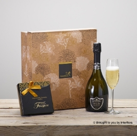 Prosecco and Chocolate Truffles Gift Set